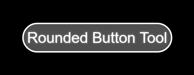 Picture of an Android button with rounded corners. With text saying Rounded Button Tool
